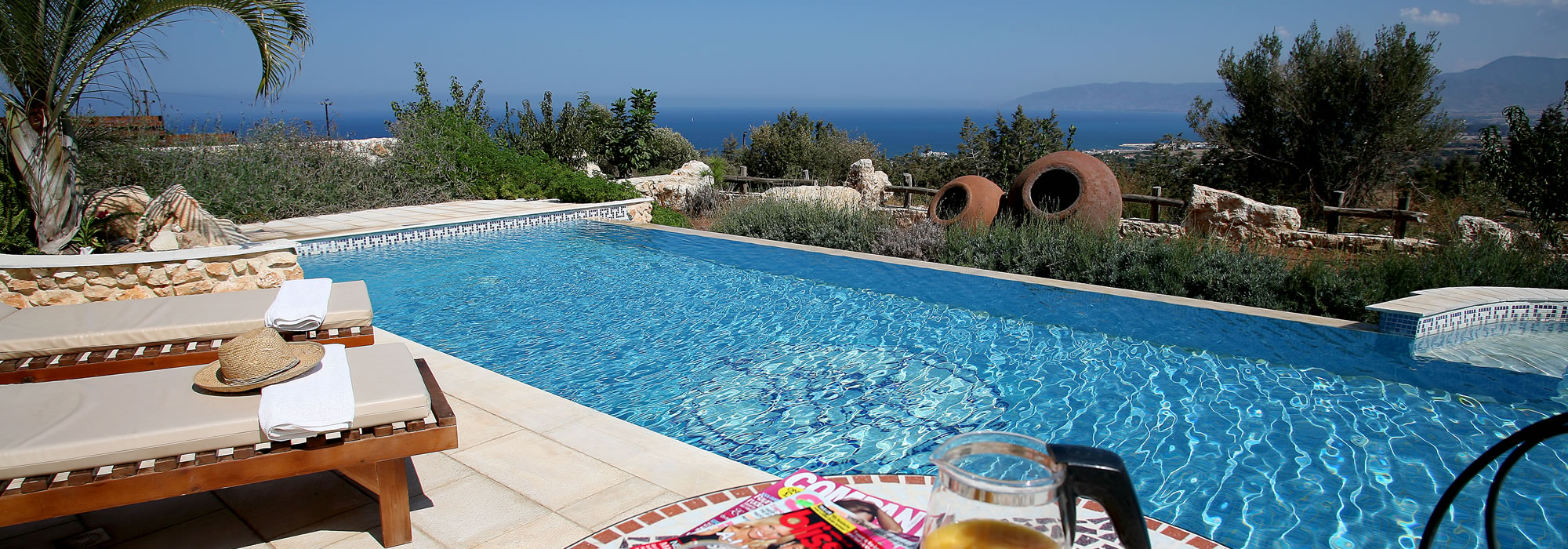 Swimming Pools Installations Cyprus