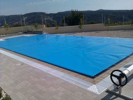 Swimming Pool Structure Brief - Mechanical Installations Cyprus