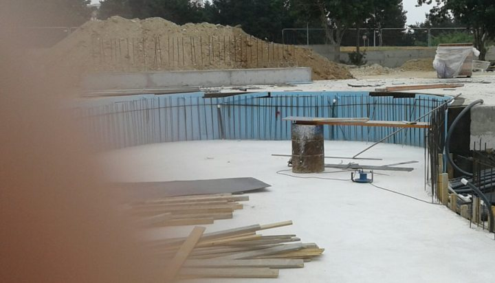 swimming pool construction cyprus