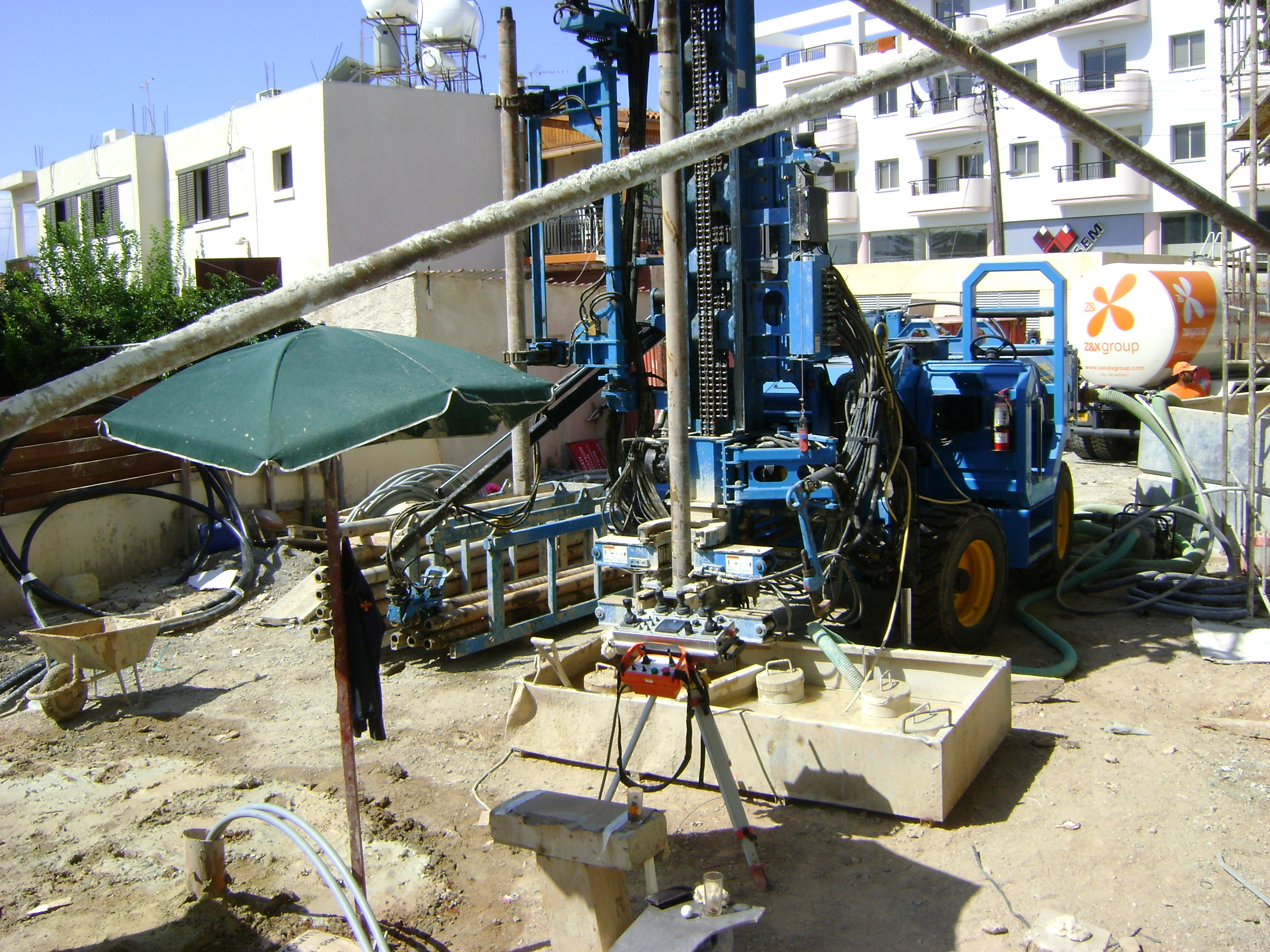 mechanical installations paphos