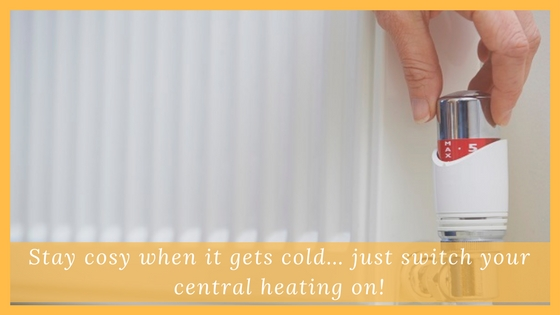 central heating paphos