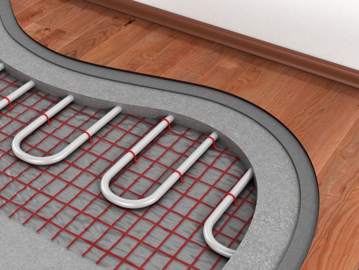 underfloor heating cyprus